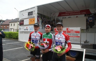 Stefan Bissegger ongenaakbaar in SPIE Internationale Junioren Driedaagse (video)